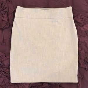 Grey Limited Pencil Skirt